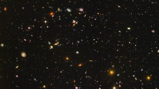 Deep Field View 1