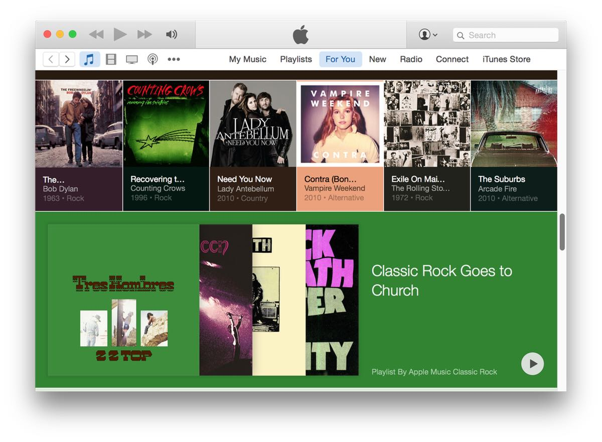 itunes | The Robservatory