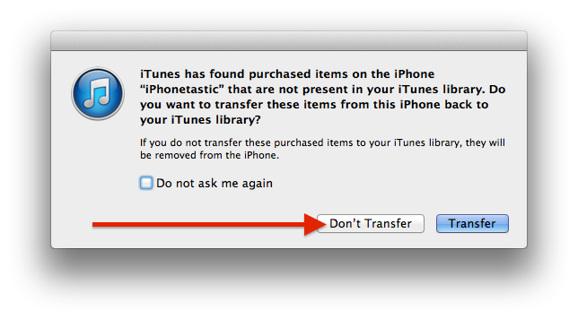 A nasty little iTunes/iOS bug may be causing media sync