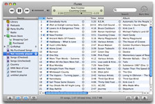 Small new itunes