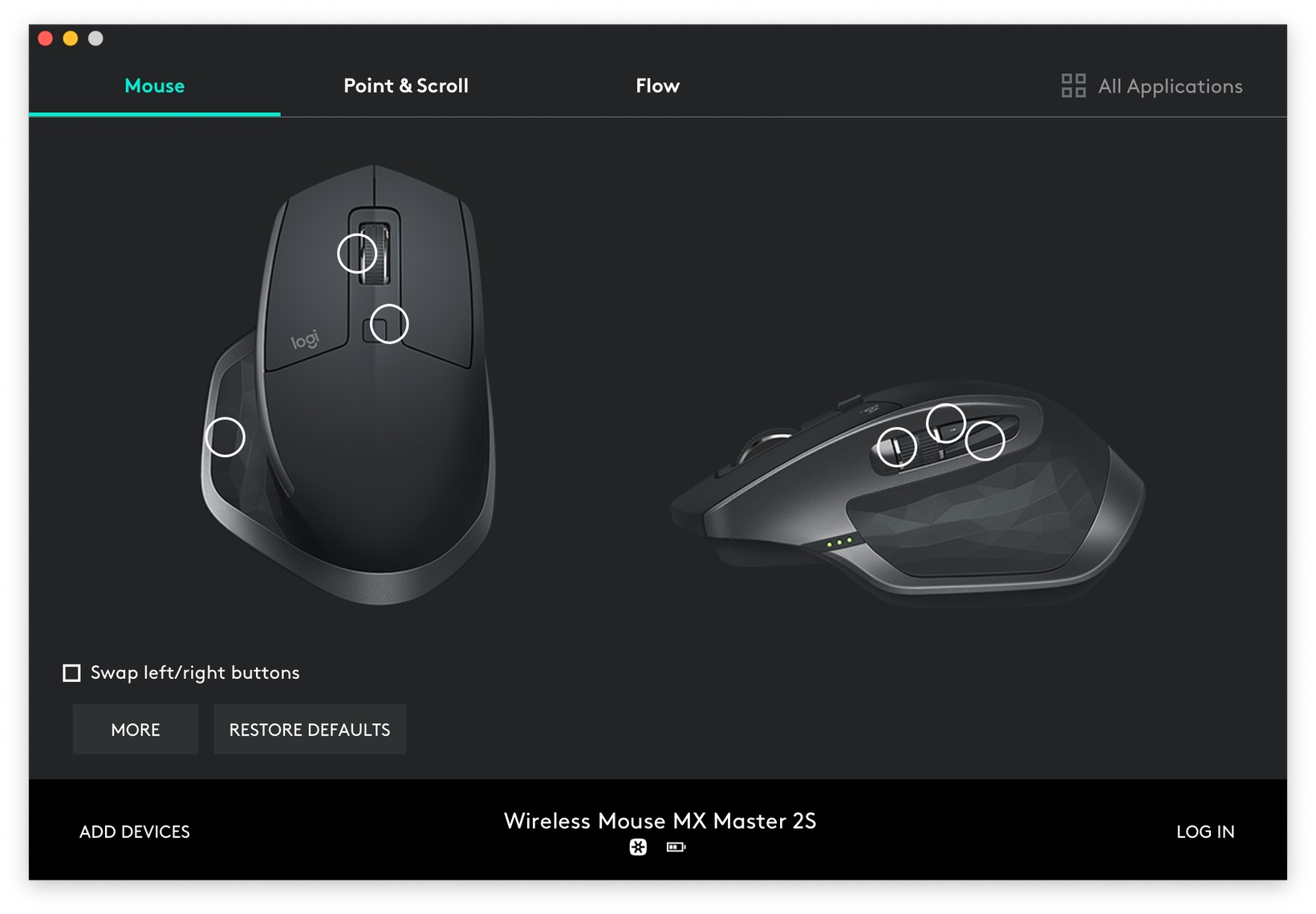 Review: Logitech MX Master 2S mouse | The Robservatory
