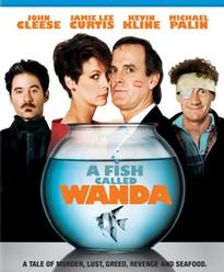 A Fish Called Wanda Blu-ray
