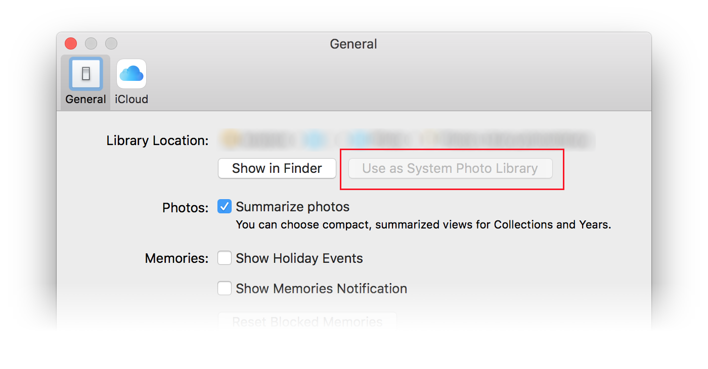 """Stop Photos from showing the """"What's New"""" screen on every"""
