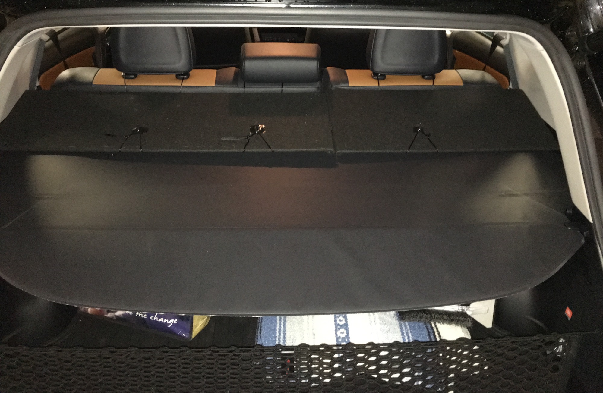 Do It Yourself Rav4 Cargo Area Covers The Robservatory
