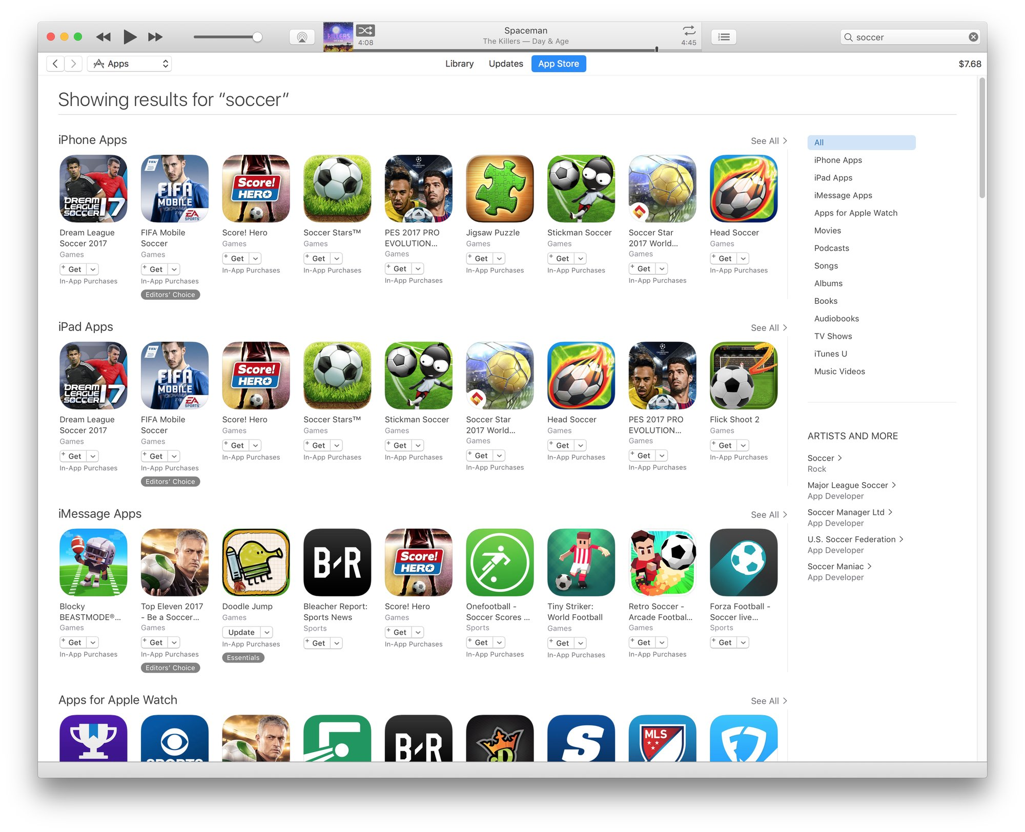 On the removal of iOS apps from iTunes: I hate it | The Robservatory